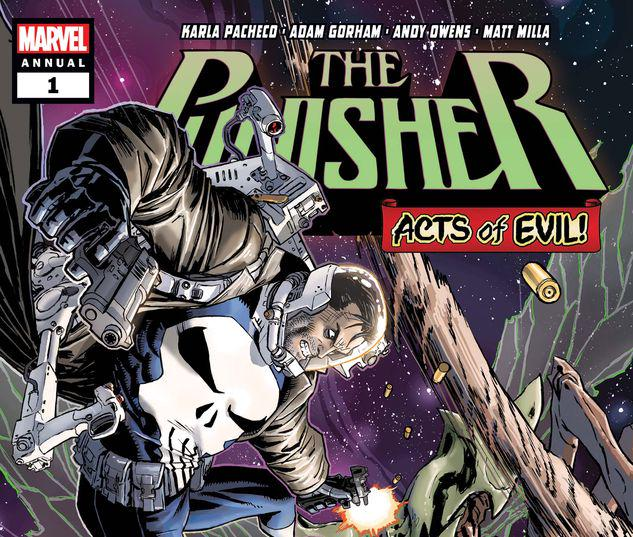 PUNISHER ANNUAL 1 #1