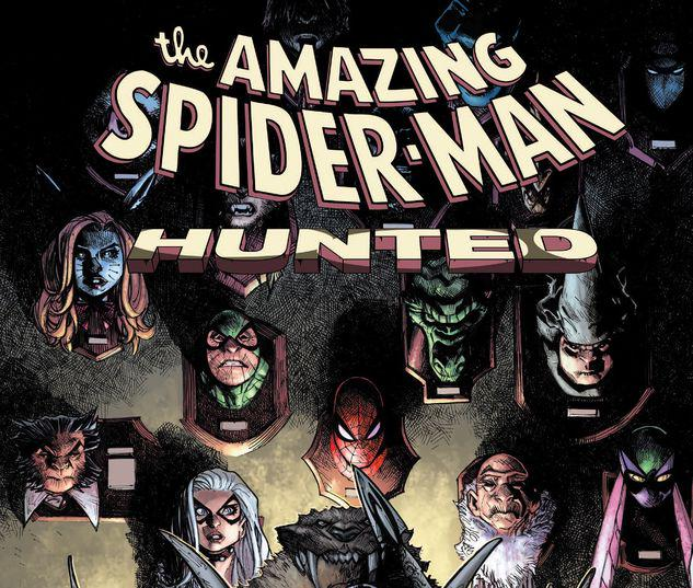 AMAZING SPIDER-MAN: HUNTED TPB #4