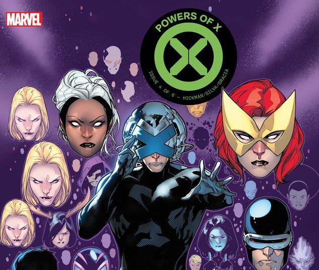 Powers of X #4