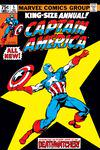 Captain America Annual #5