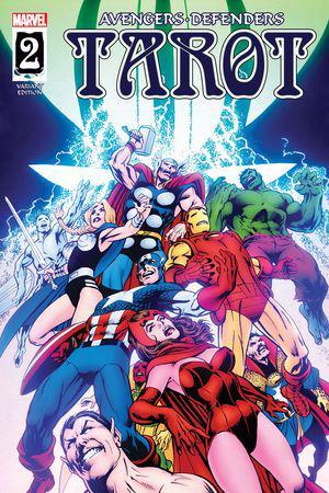 Tarot (2020) #2 (Variant)