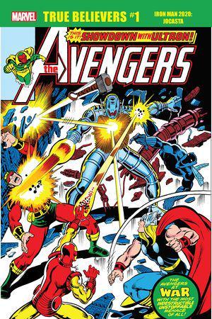True Believers: Iron Man 2020 - Jocasta (2020) #1