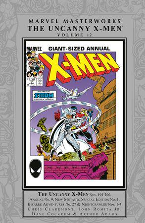 Marvel Masterworks: The Uncanny X-Men Vol. 12  (Hardcover)