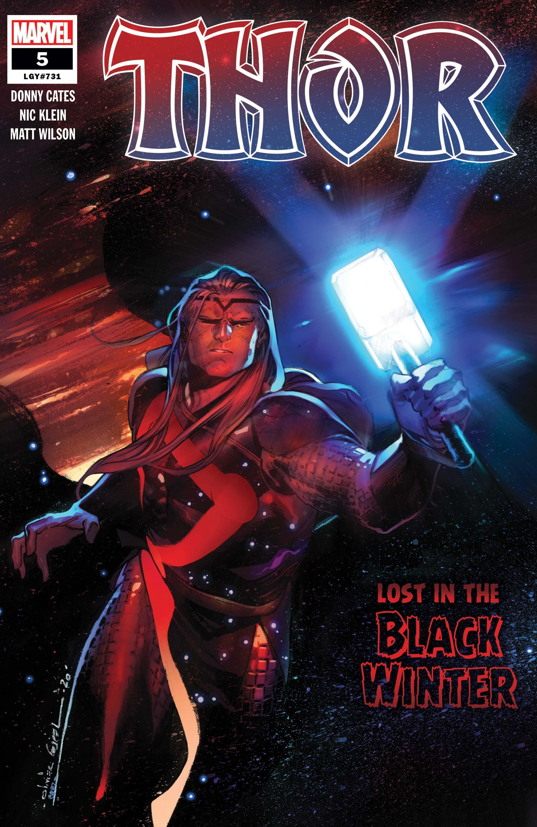Thor (2020) #5