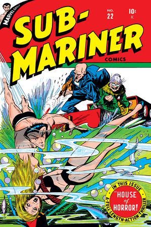Sub-Mariner Comics (1941) #22