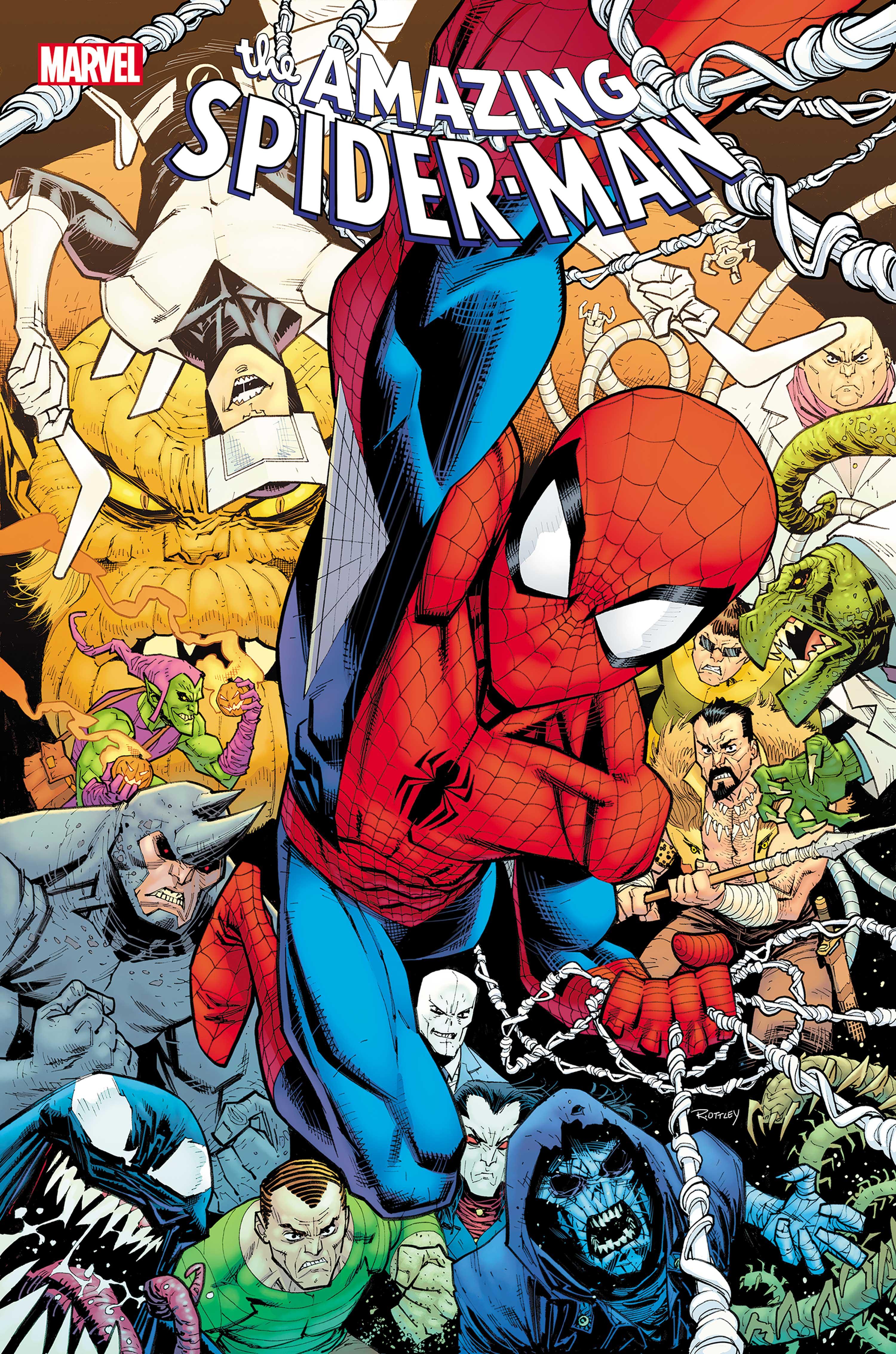The Amazing Spider-Man (2018) #48 (Variant)
