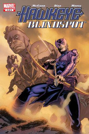Hawkeye: Blindspot #4