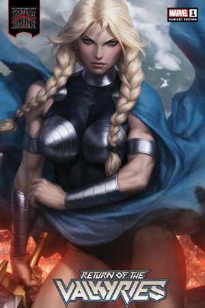 King in Black: Return of the Valkyries (2021) #1 (Variant)