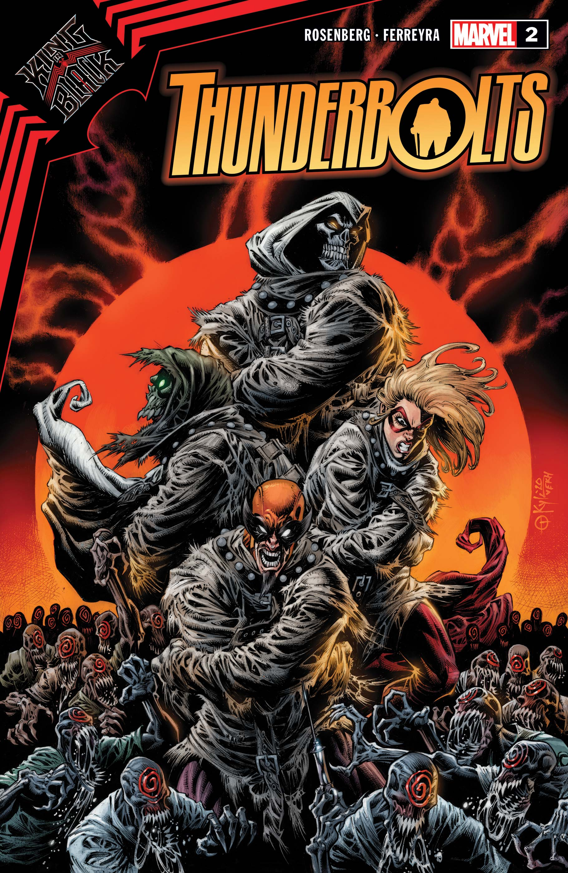 King in Black: Thunderbolts (2021) #2