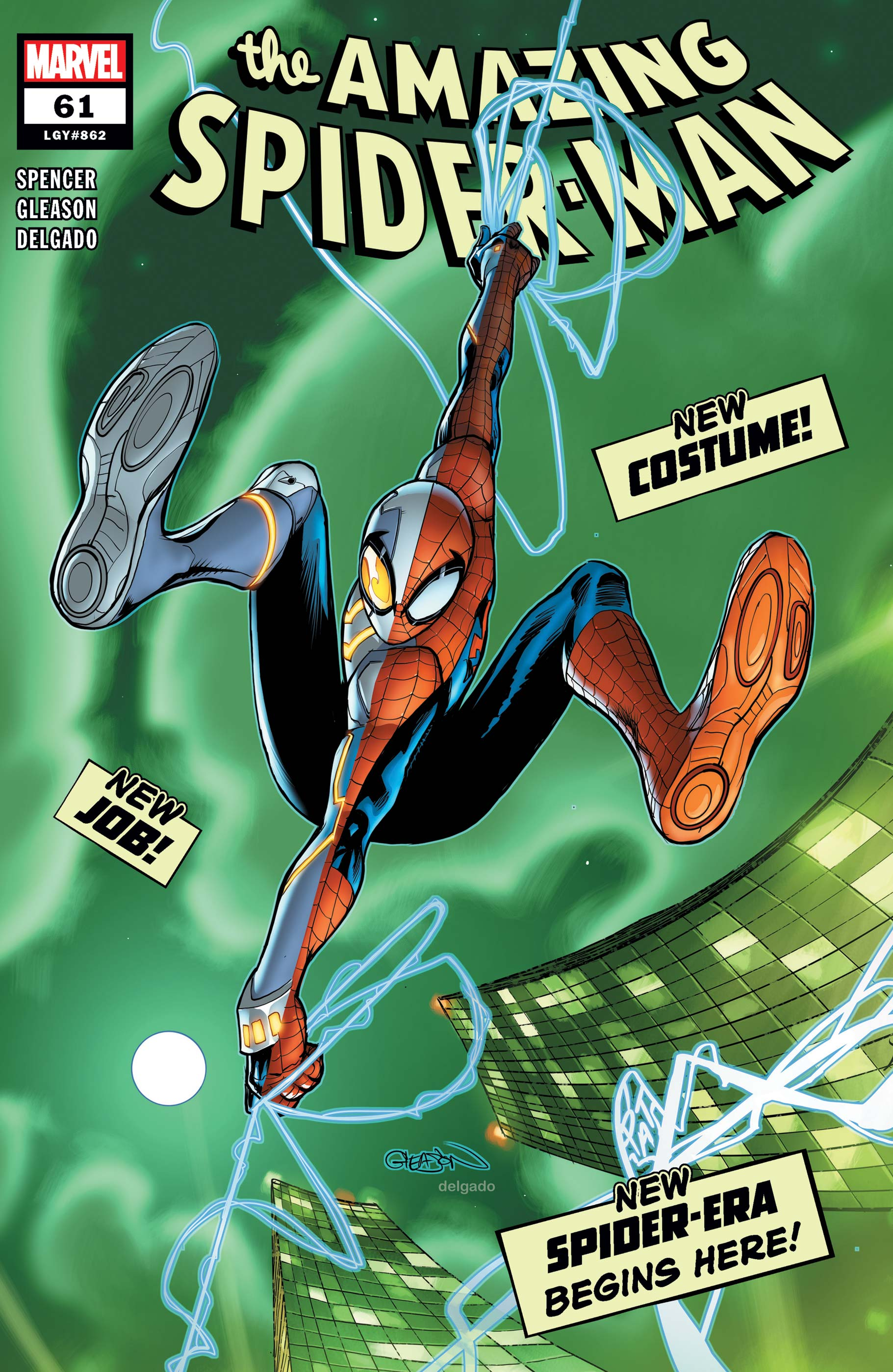 The Amazing Spider-Man (2018) #61