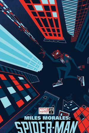 Miles Morales: Spider-Man (2018) #25 (Variant)