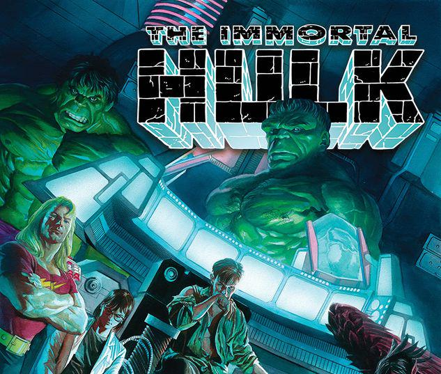 IMMORTAL HULK VOL. 3 HC #3