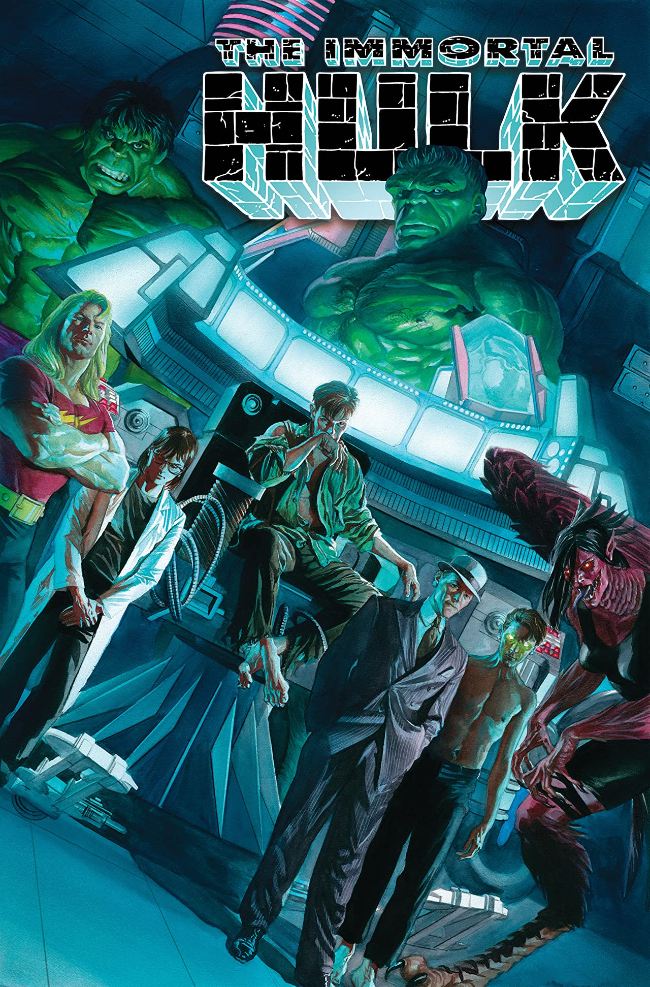 Immortal Hulk Vol. 3 (Hardcover)