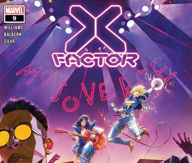 X-Factor #9