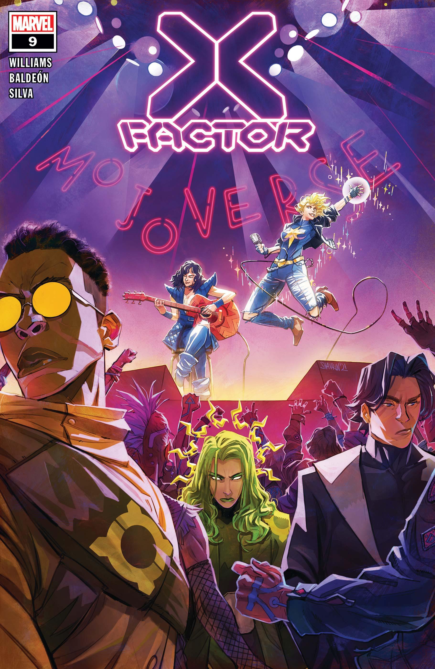X-Factor (2020) #9