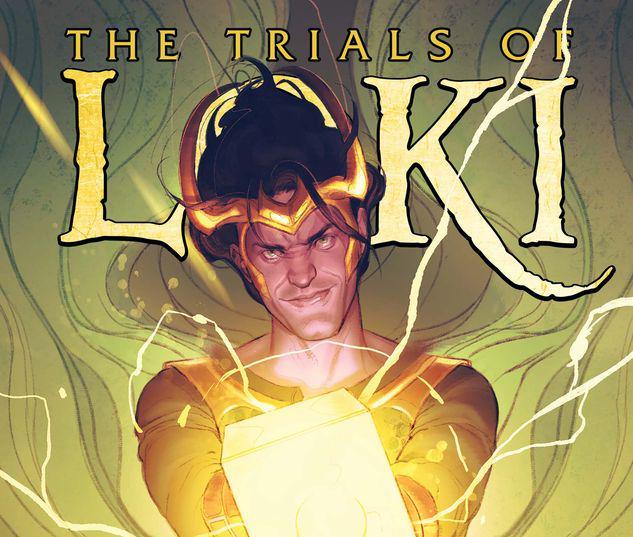THE TRIALS OF LOKI: MARVEL TALES 1 #1
