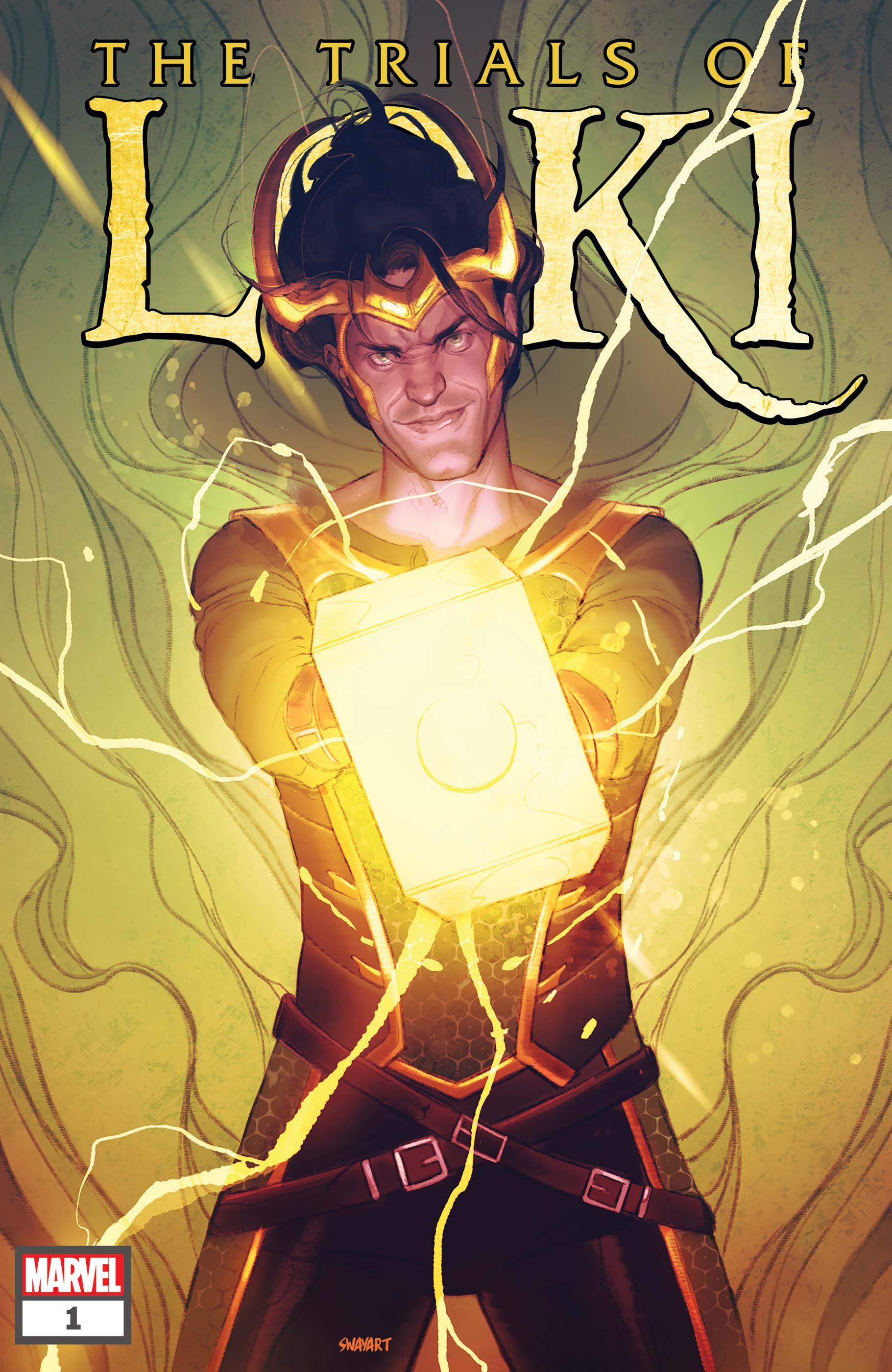 The Trials Of Loki: Marvel Tales (2021) #1