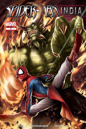 Spider-Man: India #4