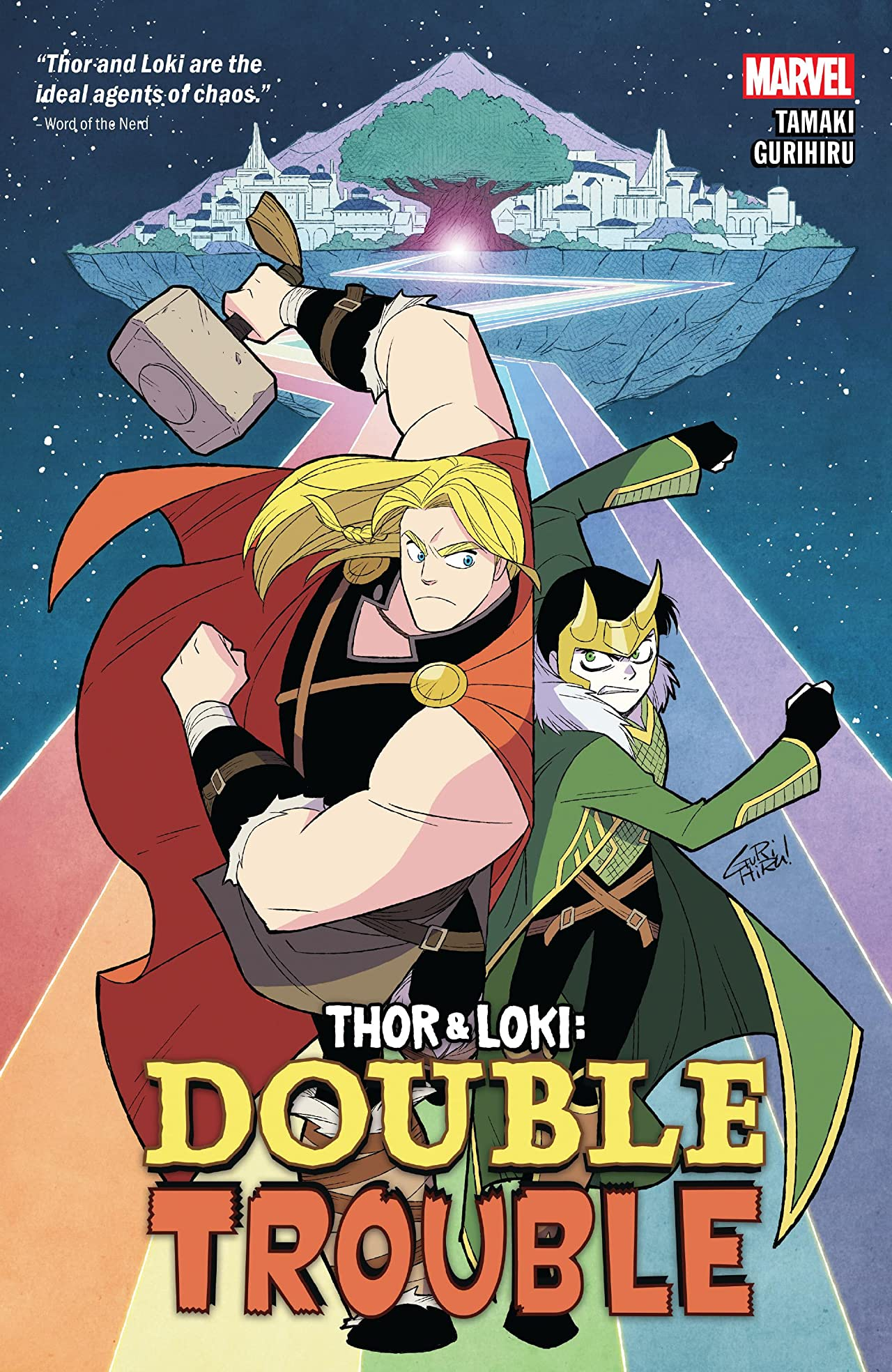 Thor & Loki: Double Trouble (Trade Paperback)