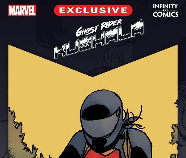 Ghost Rider: Kushala Infinity Comic #0