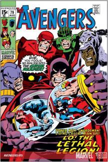 Avengers (1963) #79
