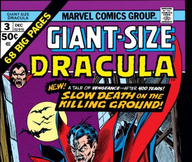 Giant-Size Dracula #3
