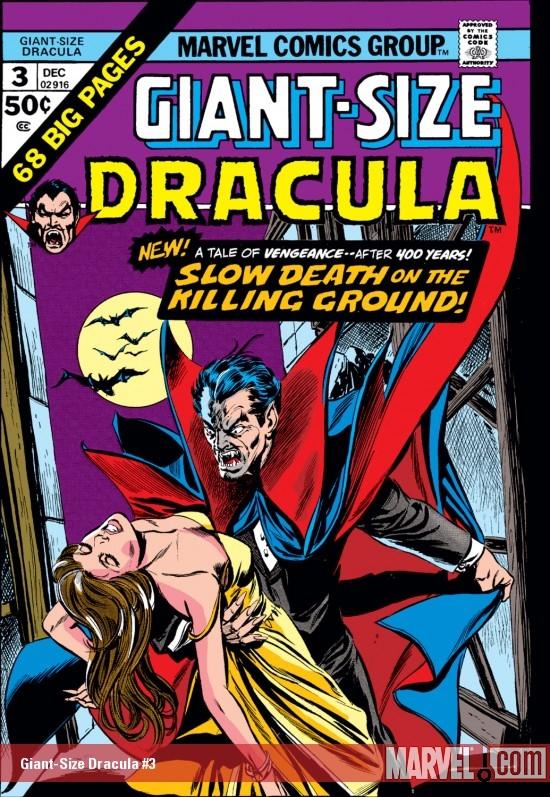 Giant-Size Dracula (1974) #3