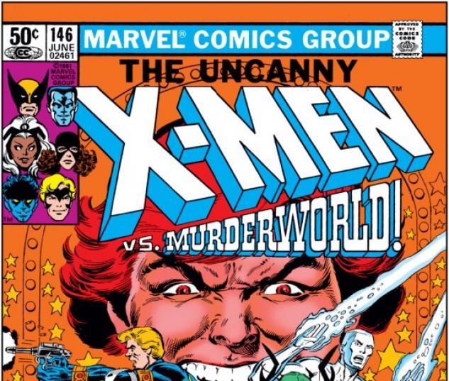 UNCANNY X-MEN #146