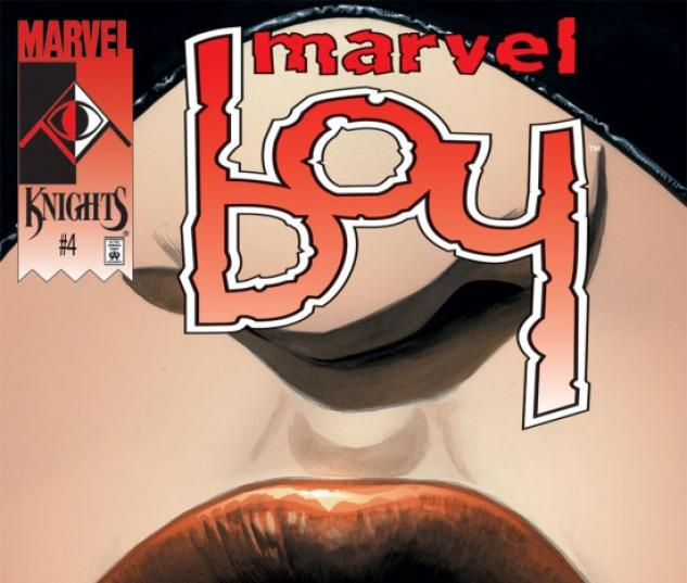 Marvel Boy #4