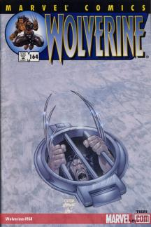 Wolverine (1988) #164