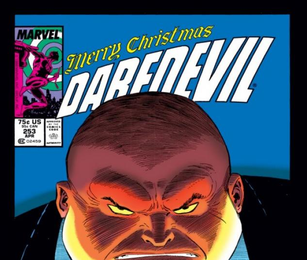 DAREDEVIL #253 COVER