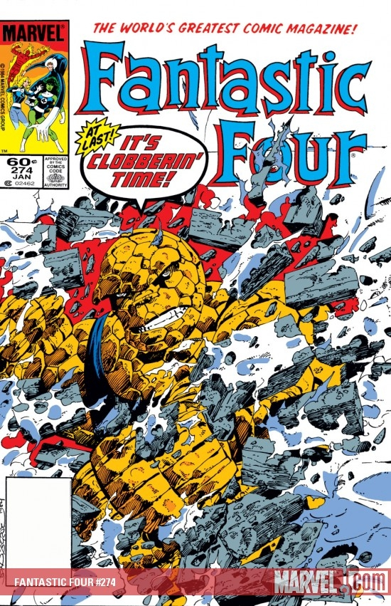 Fantastic Four (1961) #274