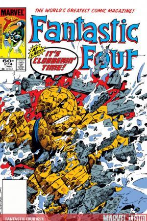 Fantastic Four #274