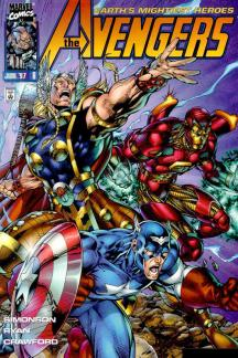 Heroes Reborn: Avengers (Trade Paperback)