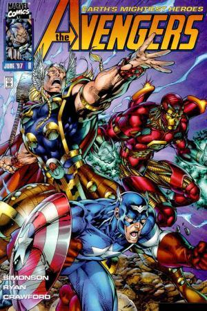 Heroes Reborn: Avengers (2006)