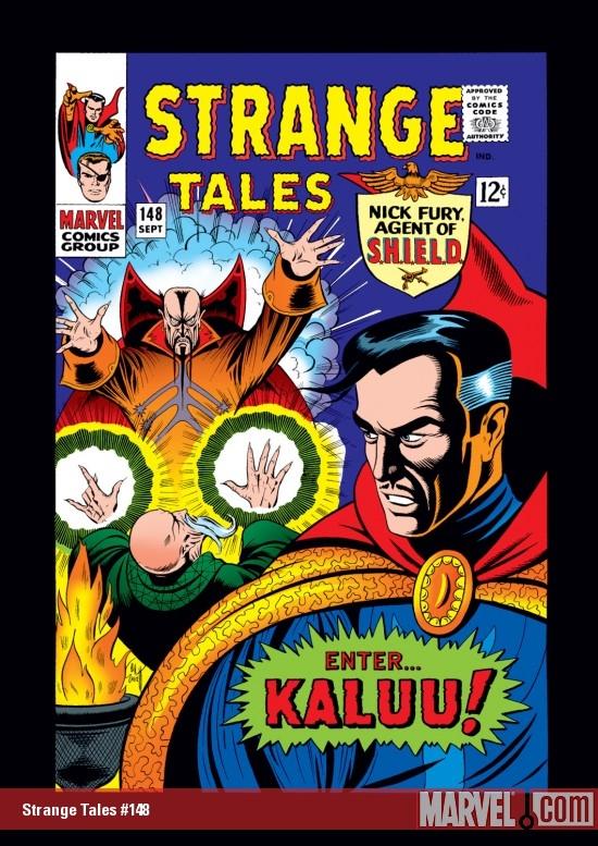 Strange Tales (1951) #148