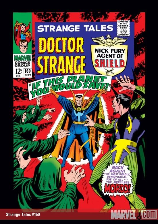 Strange Tales (1951) #160