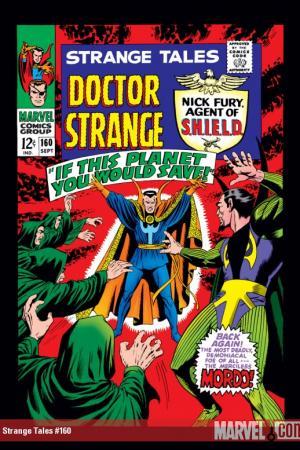 Strange Tales #160