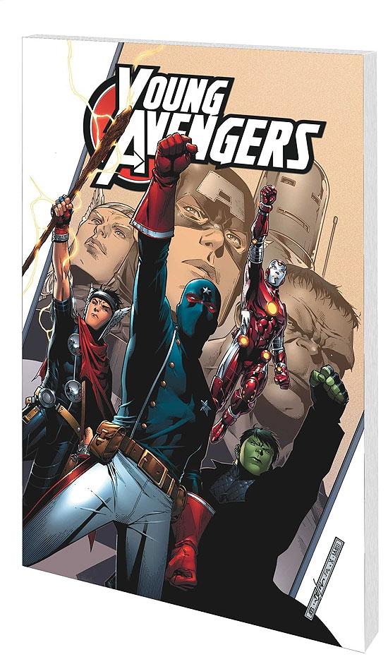 Young Avengers Vol. 1: Sidekicks (Hardcover)