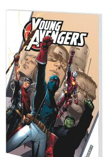 Young Avengers Vol. 1: Sidekicks (Hardcover)