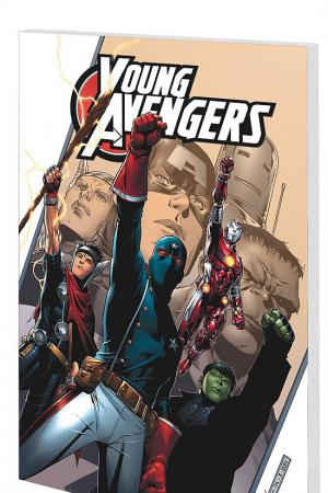 Young Avengers Vol. 1: Sidekicks (2005)