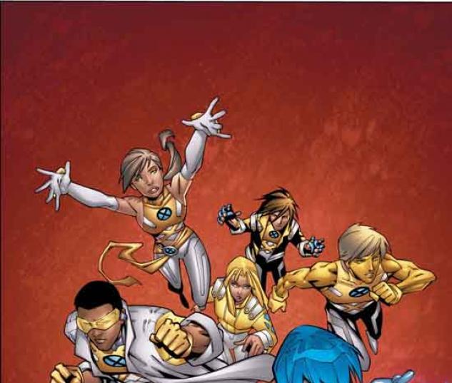 NEW X-MEN (2004) #2 COVER