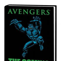Avengers: The Coming of the Beast (Trade Paperback)