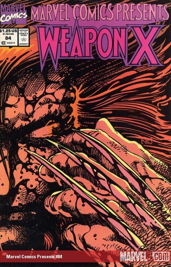 Marvel Comics Presents (1988) #84