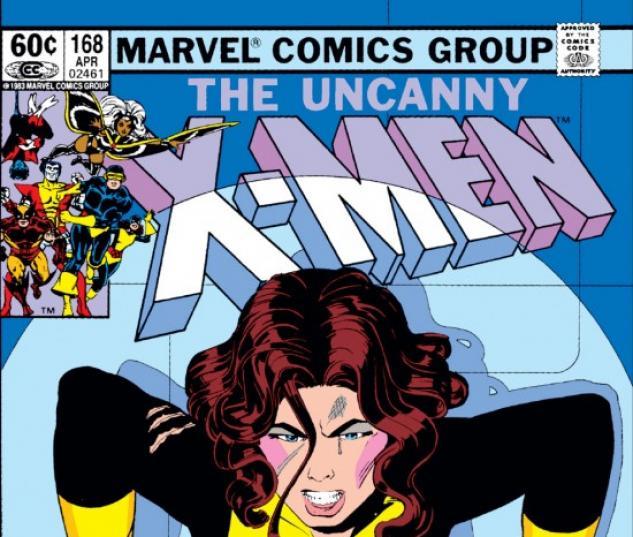 UNCANNY X-MEN #168
