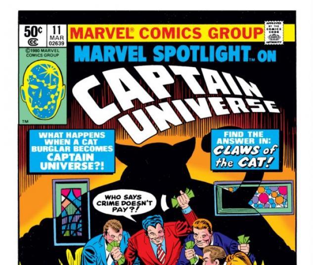 Marvel Spotlight #11