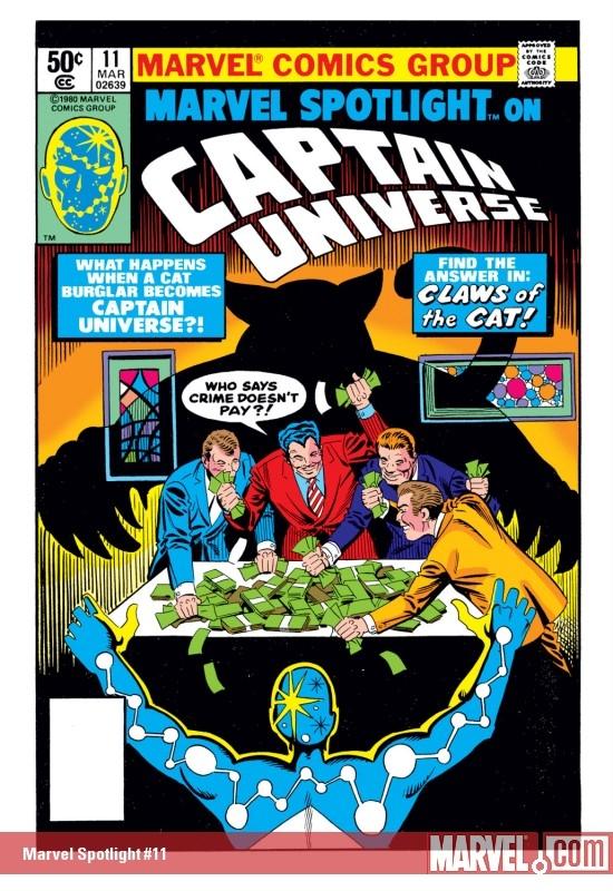 Marvel Spotlight (1971) #11