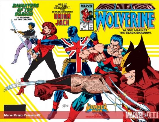 Marvel Comics Presents (1988) #42