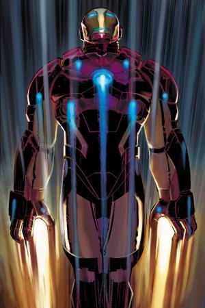 Invincible Iron Man #500  (JRJR VARIANT)