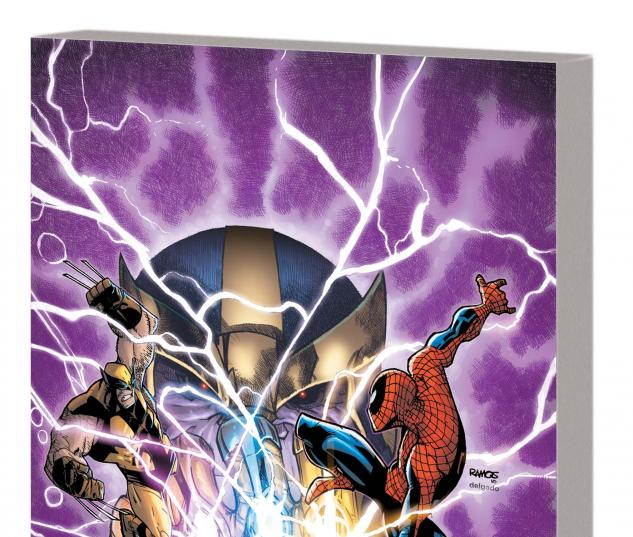 Avengers and the Infinity Gauntlet GN-TPB